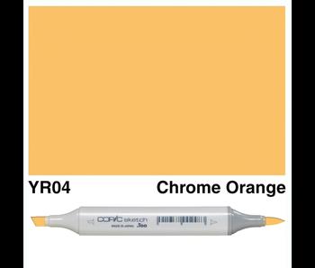 Copic Sketch YR04 Chrome Orange