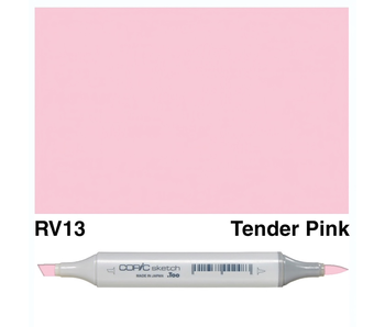 COPIC SKETCH RV13 TENDER PINK