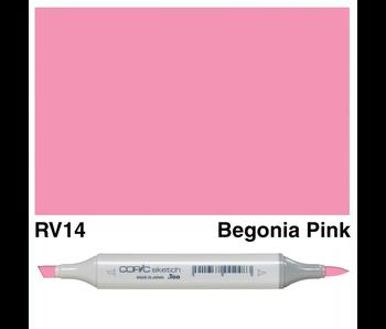 COPIC SKETCH RV14 BEGONIA PINK