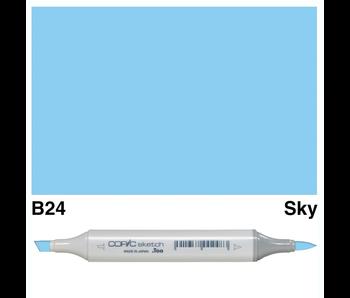 COPIC SKETCH B24 SKY BLUE