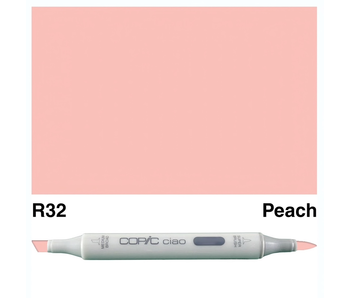 Copic Ciao R32 Peach
