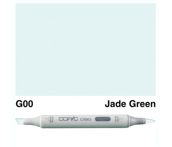 COPIC CIAO G00 JADE GREEN