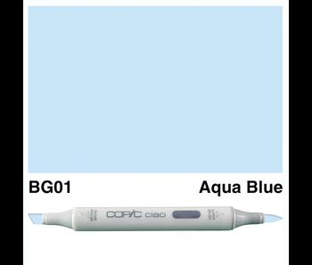 COPIC CIAO BG01 AQUA BLUE