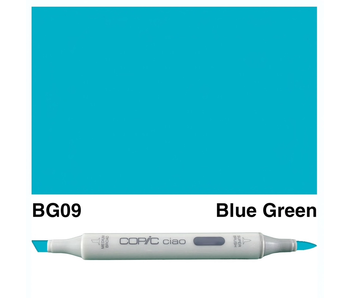 COPIC CIAO BG09 BLUE GREEN