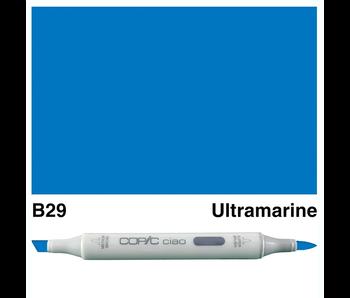 COPIC CIAO B29 ULTRAMARINE