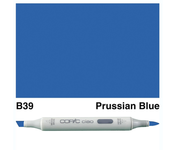 COPIC CIAO B39 PRUSSIAN BLUE