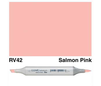 COPIC SKETCH RV42 SALMON PINK