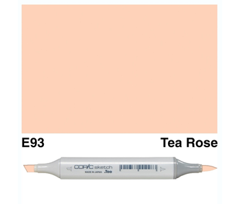 COPIC SKETCH E93 TEA ROSE
