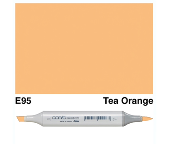 COPIC SKETCH E95 TEA ORANGE