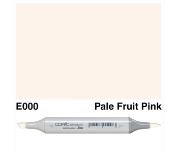 COPIC SKETCH E000 PALE FRUIT PINK