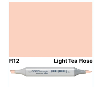 COPIC SKETCH R12 LIGHT TEA ROSE