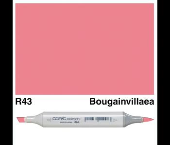 COPIC SKETCH R43 BOUGAINVILLAE