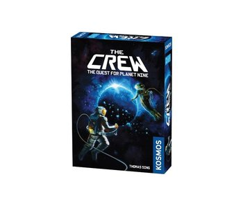 THE CREW GAME: THE QUEST FOR PLANET NINE - KENNERSPIEL DE JAHRES 2020 WINNER