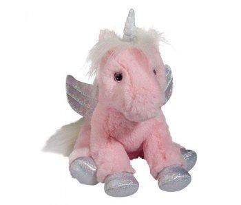 Douglas Cuddle Toy Plush Nella Pink Unicorn