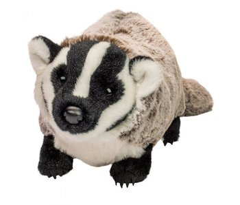 Douglas Cuddle Toy Plush Barry Badger