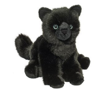 Douglas Cuddle Toy Plush Salem Black Cat