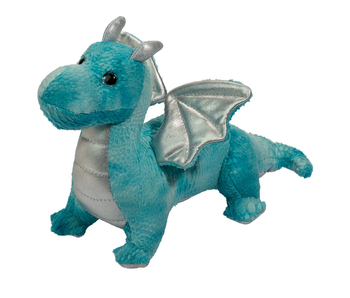 Douglas Cuddle Toy Plush Ryu Blue Dragon