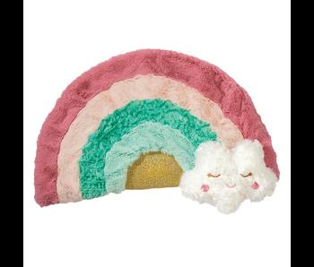 Douglas Cuddle Toy Plush  Rainbow Sshlumpie