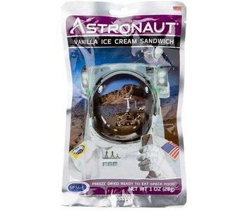 Astronaut Vanilla Ice Cream Sandwich - Freeze Dried Space Food