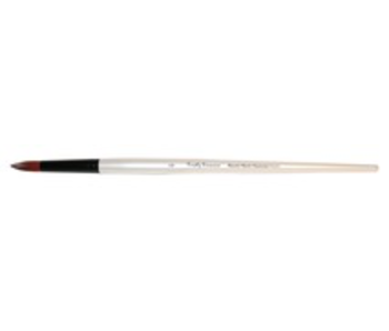 SIMPLY SIMMONS SYNTHETIC BRUSH LH STIFF ROUND 6