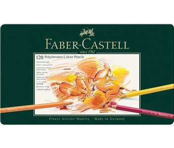 Faber Castell Polychromos Colored Pencil Set 120Pk