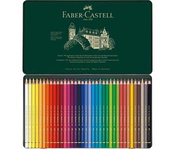 Faber Castell Polychromos Colored Pencil Set 36Pk