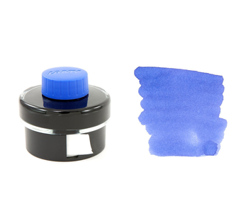 LAMY CALLIGRAPHY INK BOTTLE 50ML BLUE