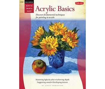 HOW TO DRAW AND PAINT ACRYLIC BASICS