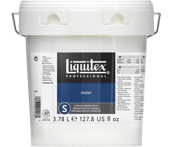 Liquitex White Gesso - 3.78L (1 Gallon)