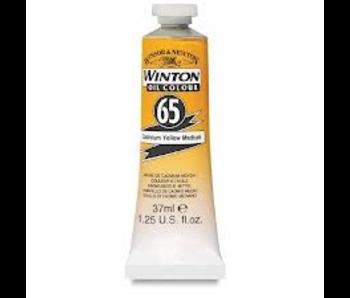 WINTON OIL 37ML BURNT SIENNA