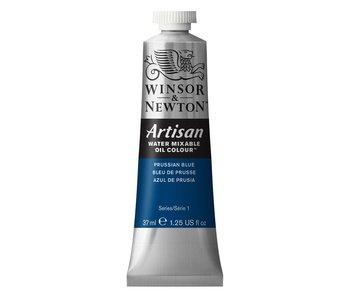 Winsor Newton Artisan Watermixable Oil 37ML PRUSSIAN BLUE