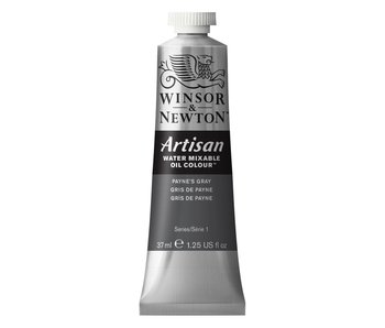 W&N ARTISAN OIL 37ML PAYNES GREY