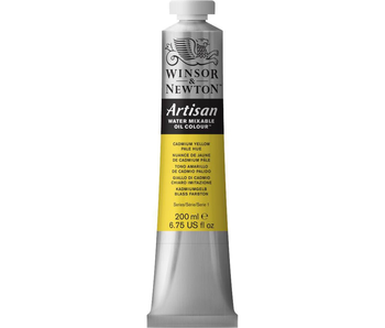 W&N ARTISAN OIL 200ML CADMIUM YELLOW PALE HUE