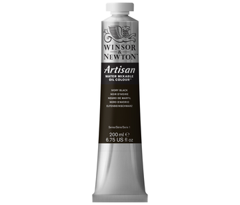 W&N ARTISAN 200ML IVORY BLACK