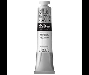 Winsor & Newton Artisan Water Mixable Oil 200ml Titanium White