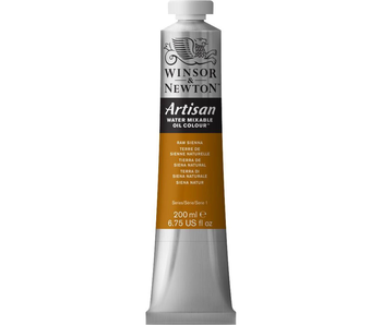 W&N ARTISAN OIL 200ML RAW SIENNA