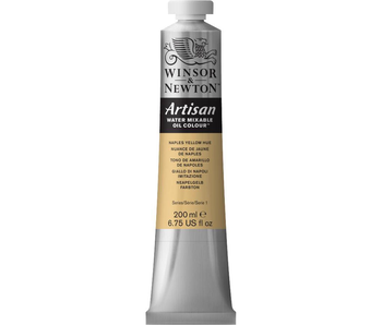 W&N ARTISAN OIL 200ML NAPLES YELLOW HUE