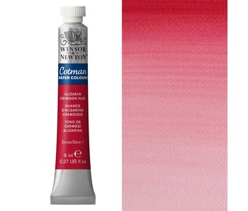 COTMAN WATERCOLOUR 8ML ALIZARIN CRIMSON HUE