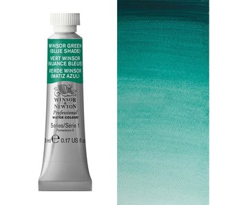 W&N ARTIST'S WATER COLOUR 5ML WINSOR GREEN (BS)
