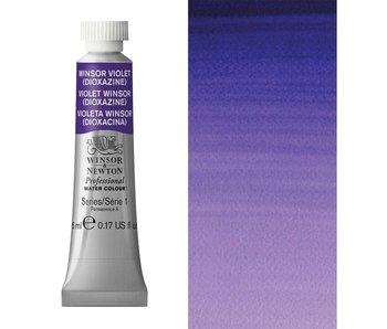 W&N ARTIST'S WATER COLOUR 5ML WINSOR VIOLET DIOXAZINE