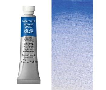 W&N ARTIST'S WATER COLOUR 5ML COBALT BLUE