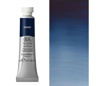 Winsor Newton Professional Watercolour 5Ml Indigo-1