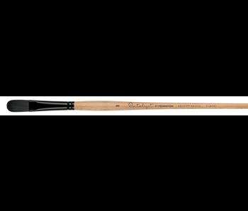 Princeton Catalyst Polytip Oil & Acrylic Brushes, Bristle Brushes, Filbert #2