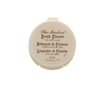 MASTERS BRUSH CLEANER MINI 1/4OZ soap