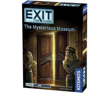 THAMES & KOSMOS: EXIT THE GAME - THE MYSTERIOUS MUSEUM
