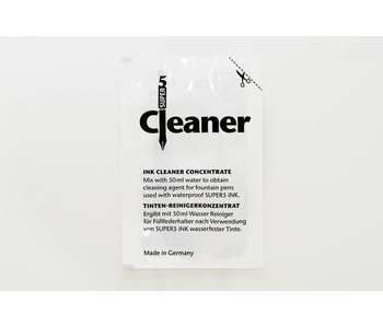 SUPER 5 INK CLEANER CONCENTRATE 5ML