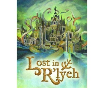 LOST IN R'LYEH GAME