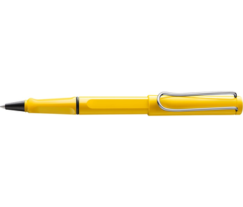 LAMY SAFARI PEN ROLLERBALL YELLOW
