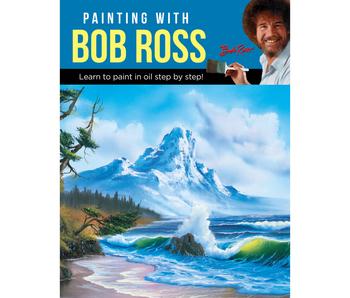 PAINTING WITH BOB ROSS -LEARN TO PAINT IN OIL STEP BY STEP