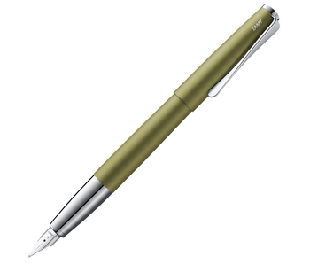 LAMY FOUNTAIN PEN STUDIO OLIVE M